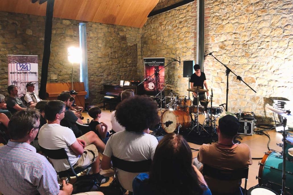 Schlagzeugkurse Bielefeld