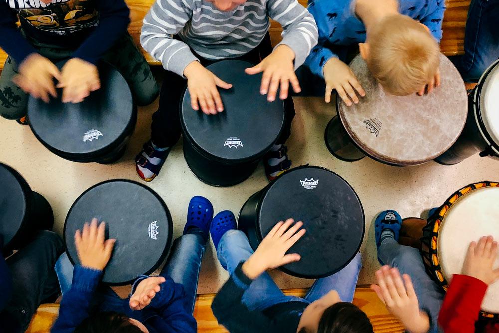 Musikpädagogische Angebote